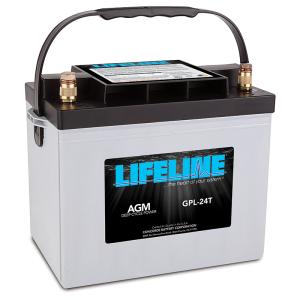 Lifeline GPL-24T battery