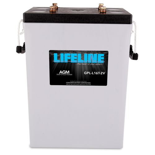 Lifeline GPL-L16-2V battery