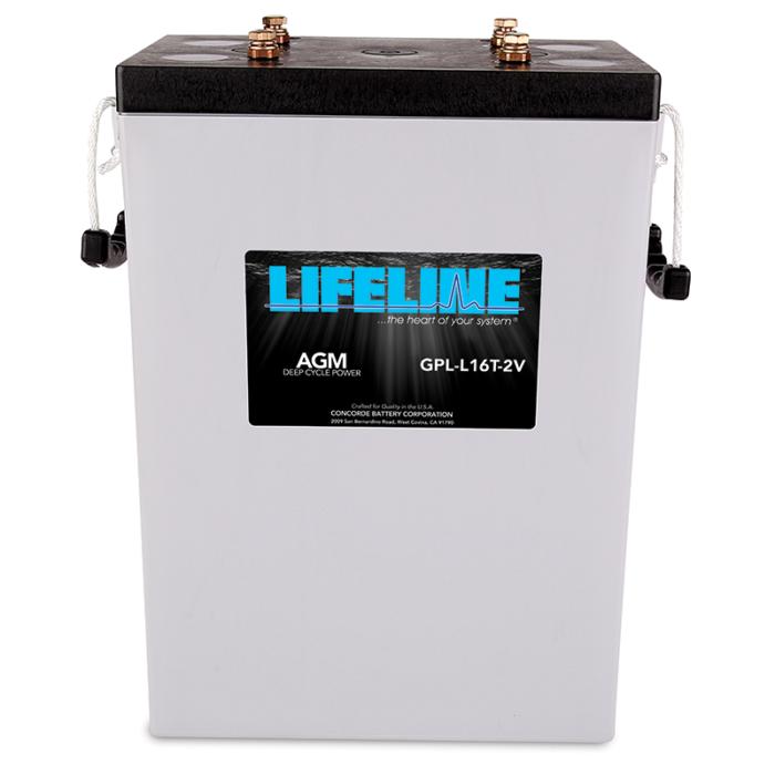 Lifeline GPL-L16-2V battery