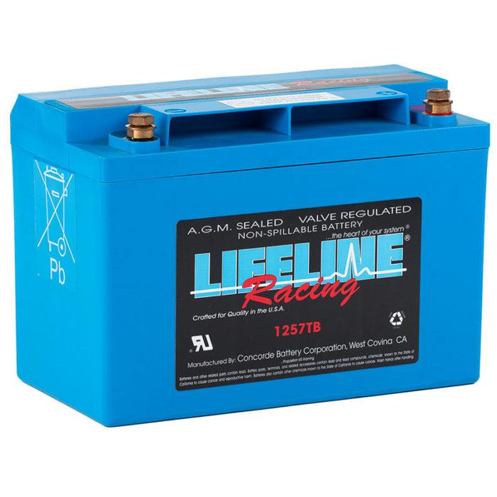 Lifeline 1257TB battery