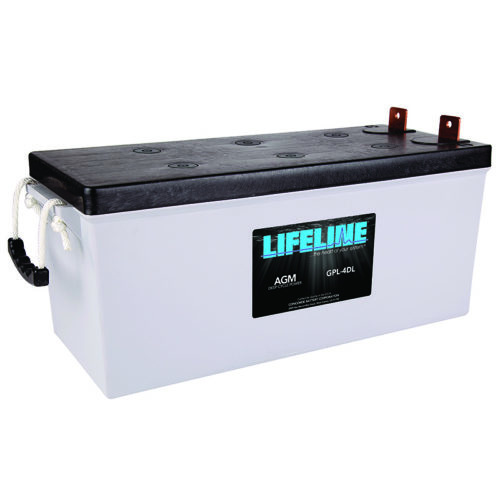 Lifeline GPL-4DL_R_HR battery