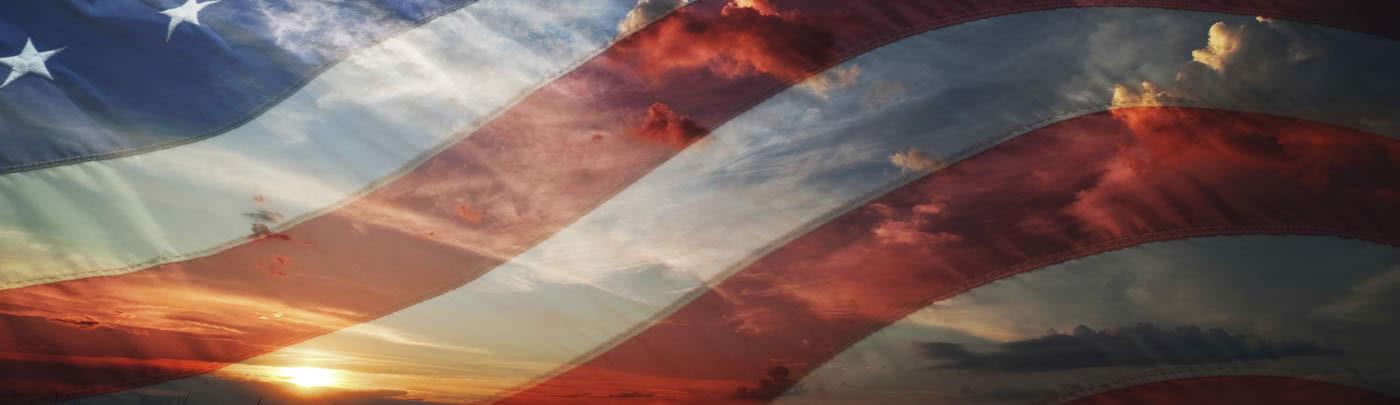 Independence day flag usa