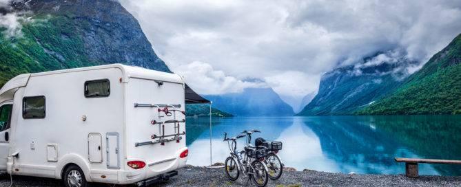 RV Batteries Camping